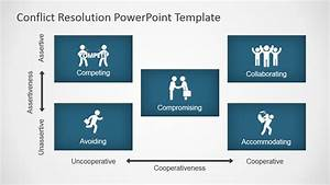 Conflict Resolution Powerpoint Template