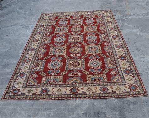 10 x 16 area rug 10x16 wool kazak rugs new antique replica handmade 10 x