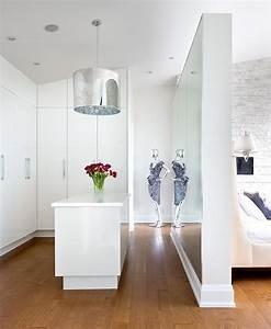 Schlafzimmer Mit Begehbarem Kleiderschrank : wohnideen schlafzimmer den platz hinterm bett verwerten freshouse ~ Sanjose-hotels-ca.com Haus und Dekorationen