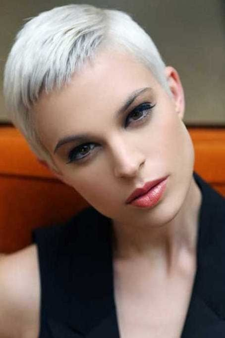 Pixie Hairstyles For Grey Hair high heels in the wilderness going grey or not