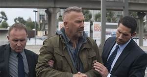 Kevin Costner looks absolutely 'Criminal' in his new movie