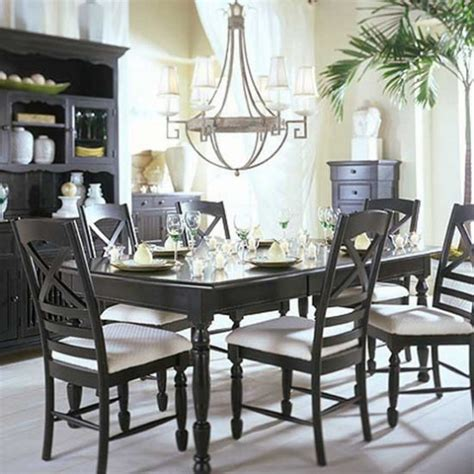 White Decor Dining Areas by 21 Black And White Traditional Dining Areas Digsdigs