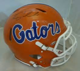 Tebow Florida Gators Football Helmets