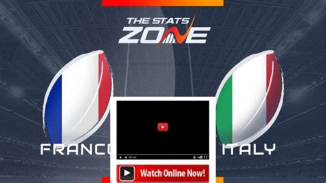 France vs Italy Live Streams - Rugby Free on Reddit | kick ...