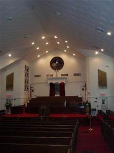 Inside Ebenezer Baptist Church - Picture of Martin Luther ...