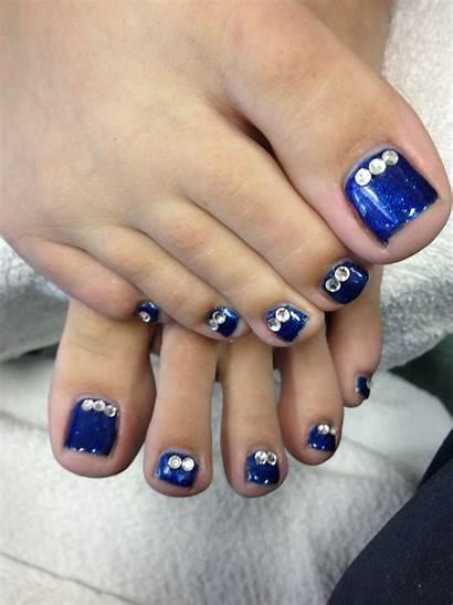 Gel Pedicure Nails Toes Feet Pedicures Pedi