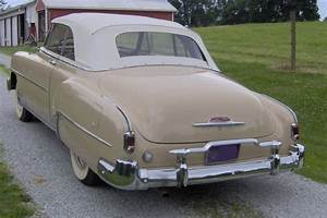 52 Chevy Convertible Gallery
