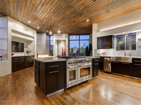 white oak flooring 33 modern kitchen islands design ideas designing idea