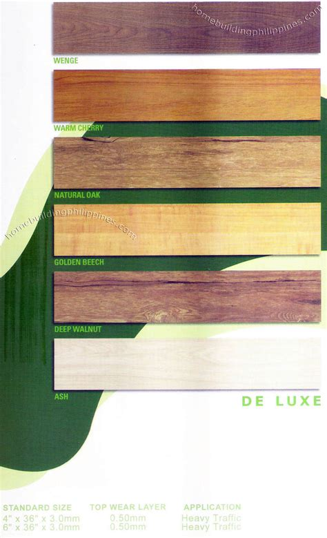 vinyl flooring philippines vinyl floor wood planks residential commercial flooring philippines