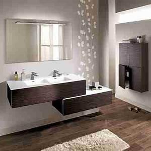 Meuble Salle De Bain Aubade : merveilleux meuble de salle bain design espace aubade ~ Dallasstarsshop.com Idées de Décoration