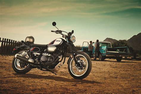 Yamaha Unveils Scr950 Scrambler