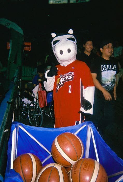 The Foam And The Furries Pba Mascots Scout Magazine