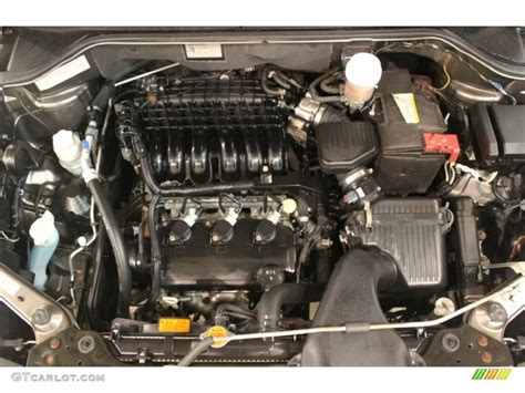 2004 Mitsubishi Endeavor Limited 3.8 Liter Sohc 24 Valve