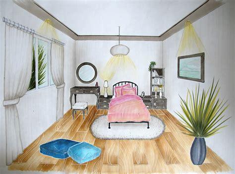 interior design  point perspective google search