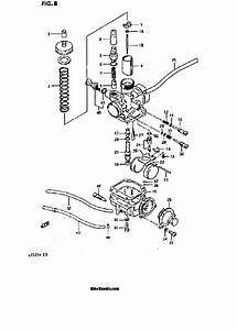 Suzuki Ltz 400 Carburetor Diagram