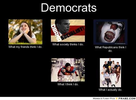 Funny Democrat Memes - democrat vs republican meme