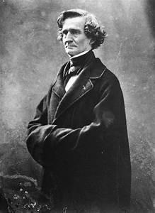Hector Berlioz the Romantic composer Portraits