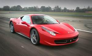 Ferrari 458 Italia red #3