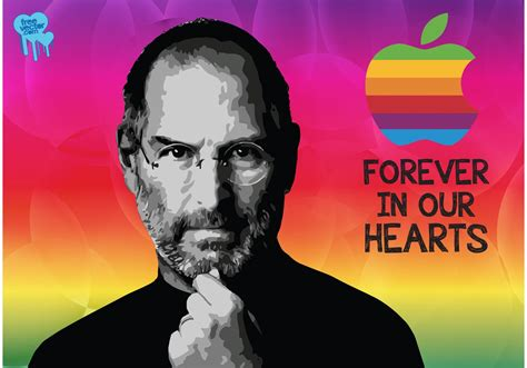 steve jobs   vector art stock graphics images