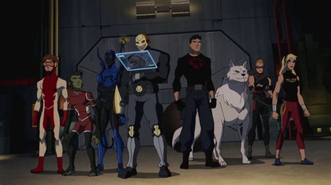 Arsenal young justice GIF on GIFER - by Agara