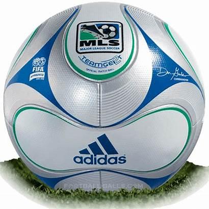 Ball Soccer Mls Match Teamgeist 2008 Adidas