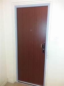 portes d39entree grenoble sur mesure pvc bois aluminium With porte entrée blindée
