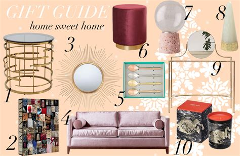 sweet home interior journelles giftguide home sweet home interior geschenke