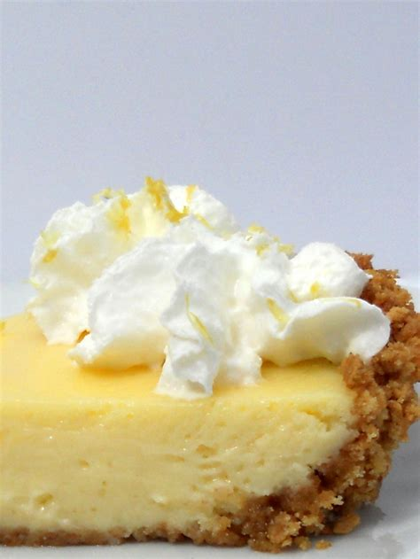 Just Another Hang Up Creamy Dreamy Lemon Pie