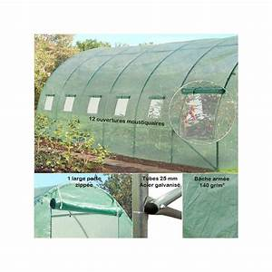 Bache Pour Serre Castorama : stunning serre de jardin verte ideas amazing house ~ Dailycaller-alerts.com Idées de Décoration