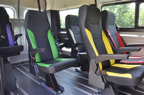 siege pivotant fourgon la gamme citroën gruau véhicules pour personnes