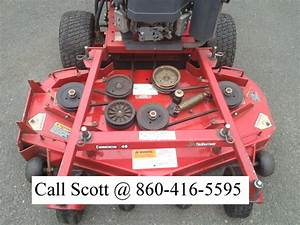 Exmark Turf Tracer Hp 48    17hp Extras    Low Hours