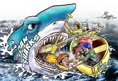 Police Warn Against Using Loan Sharks