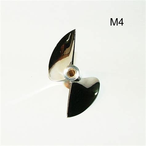 Boat Propeller Modifications by Cnc Propeller Octura X642 Thread м4 Stainless Steel