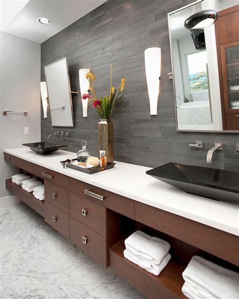 modern bathroom   detail interiors cheryl clendenon