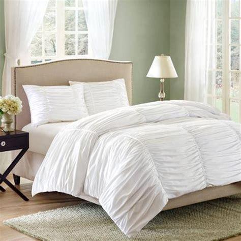 size comforter white ruched bedding set size bed duvet