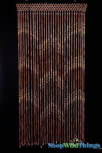 door beads plain bamboo curtain 125 strands in movie