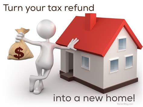 John Barker's Mortgage Blog: Turn Your Tax Refund Into a ...