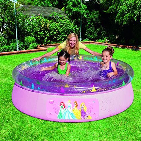 Bestway Disney Princess Fast Set Above Ground Swimming