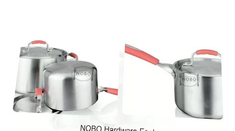 stainless steel european cookware 5pcs usage kitchen
