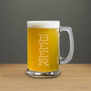 beer engraved beer mug With beer mug wedding favors