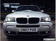 2007 Bmw X3 for Sale in United Kingdom