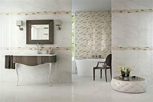 carrelage mural salle de bains 87 idees elegantes With carrelage adhesif salle de bain avec bougies led casa