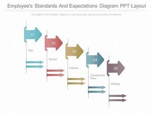 Employees Standards And Expectations Diagram Ppt Layout