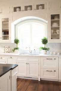 Soffit Above Cabinets by Wood Paneled Dishwashers Traditional Kitchen Hendel