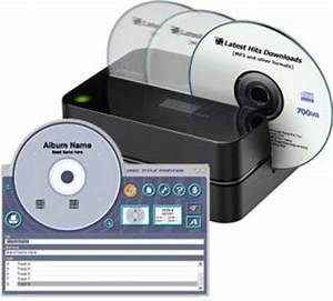casios latest gadget makes printing cd labels easier With disk label printer