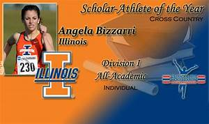Illinois' Angela Bizzarri is Division I XC Women's Scholar ...