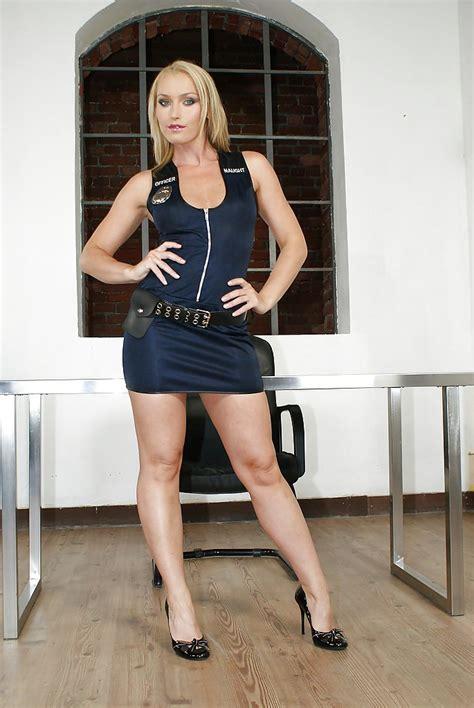 Hot Blonde Police Woman Hot Sex Pics Best XXX Photos