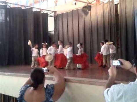 baile la corta de arroz ninos pre kinder panama youtube