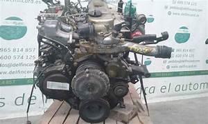 Moteur Nissan Terrano Ii  R20  2 7 Td 4wd
