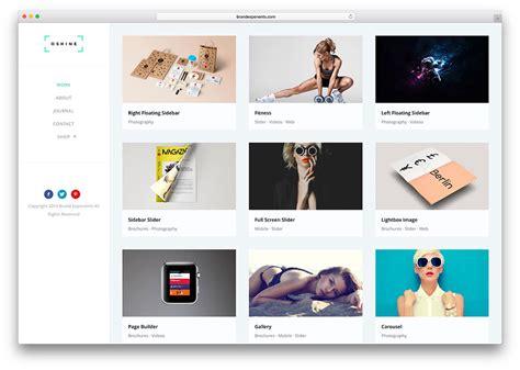 wordpress portfolio 34 masonry grid style themes 2018 colorlib